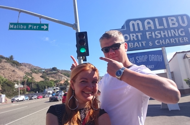 f968cf0bf6e Day 14. Last day in USA. Malibu. Hollywood. – go and travel with me